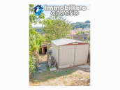 House in excellent condition with terrace and plot of land for sale in Molise, Italy 14