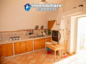 House in excellent condition with terrace and plot of land for sale in Molise, Italy 2