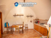 House in excellent condition with terrace and plot of land for sale in Molise, Italy 21
