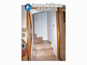 House in excellent condition with terrace and plot of land for sale in Molise, Italy 23