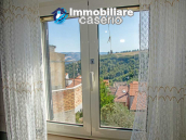 House in excellent condition with terrace and plot of land for sale in Molise, Italy 25