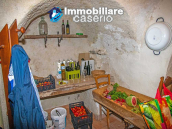 House in excellent condition with terrace and plot of land for sale in Molise, Italy 26