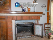 House in excellent condition with terrace and plot of land for sale in Molise, Italy 4