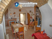 House in excellent condition with terrace and plot of land for sale in Molise, Italy 6