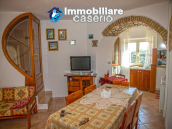 House in excellent condition with terrace and plot of land for sale in Molise, Italy 7