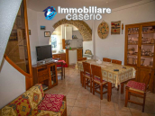 House in excellent condition with terrace and plot of land for sale in Molise, Italy 8