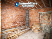 Country house unfinished of three floors for sale in Castelbottaccio, Molise, Italy 12