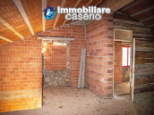 Country house unfinished of three floors for sale in Castelbottaccio, Molise, Italy 15
