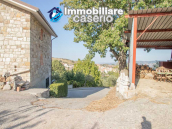Country house unfinished of three floors for sale in Castelbottaccio, Molise, Italy 2