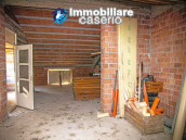 Country house unfinished of three floors for sale in Castelbottaccio, Molise, Italy 8