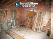 Country house unfinished of three floors for sale in Castelbottaccio, Molise, Italy 9