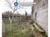 Country house with outbuildings for sale in Guilmi countryside, on the Abruzzo hills 11