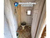Country house with outbuildings for sale in Guilmi countryside, on the Abruzzo hills 15