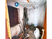 Country house with outbuildings for sale in Guilmi countryside, on the Abruzzo hills 16