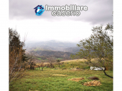 Country house with outbuildings for sale in Guilmi countryside, on the Abruzzo hills 21