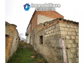 Country house with outbuildings for sale in Guilmi countryside, on the Abruzzo hills 7