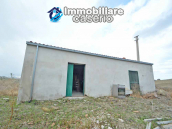 Stone farmhouse for sale in Molise with 6 hectares of land and 250 olive trees, Italy 1