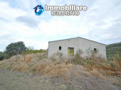 Stone farmhouse for sale in Molise with 6 hectares of land and 250 olive trees, Italy 2