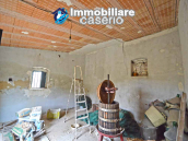 Stone farmhouse for sale in Molise with 6 hectares of land and 250 olive trees, Italy 7