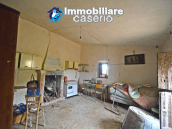 Stone farmhouse for sale in Molise with 6 hectares of land and 250 olive trees, Italy 8