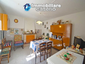Property consisting of two houses with terrace and garden for sale in Abruzzo,Italy 12