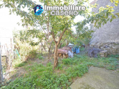 Property consisting of two houses with terrace and garden for sale in Abruzzo,Italy 24