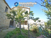 Property consisting of two houses with terrace and garden for sale in Abruzzo,Italy 26
