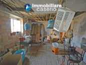 Property consisting of two houses with terrace and garden for sale in Abruzzo,Italy 29