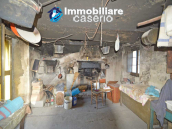 Property consisting of two houses with terrace and garden for sale in Abruzzo,Italy 30