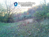 Brick farmhouse surrounded by nature with 11.000 sq m of land for sale in Italy 11