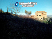Brick farmhouse surrounded by nature with 11.000 sq m of land for sale in Italy 3