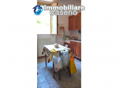 Detached house in a good position with a garden for sale in Loreto Aprutino 11