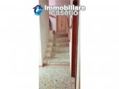 Detached house in a good position with a garden for sale in Loreto Aprutino 20