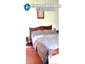 Detached house in a good position with a garden for sale in Loreto Aprutino 22