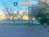 Detached house in good condition with garage and land for sale in Atessa, Abruzzo 44