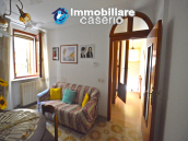 House with terrace for sale 45 min from the Adriatic coast, Abruzzo  12