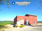 Property with building land and sea and mountain views for sale Abruzzo, Italy 1