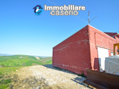 Property with building land and sea and mountain views for sale Abruzzo, Italy 18