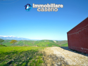 Property with building land and sea and mountain views for sale Abruzzo, Italy 19