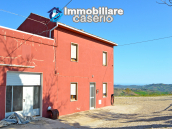 Property with building land and sea and mountain views for sale Abruzzo, Italy 2
