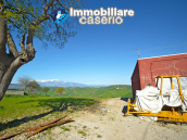 Property with building land and sea and mountain views for sale Abruzzo, Italy 20