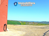 Property with building land and sea and mountain views for sale Abruzzo, Italy 22