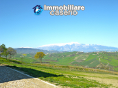 Property with building land and sea and mountain views for sale Abruzzo, Italy 23