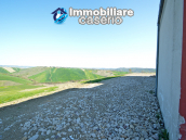 Property with building land and sea and mountain views for sale Abruzzo, Italy 24