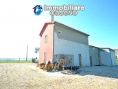 Property with building land and sea and mountain views for sale Abruzzo, Italy 25