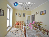 Ancient and spacious stone house with cellar for sale near the castle, Molise  11