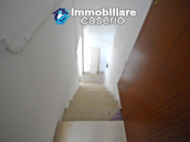 Ancient and spacious stone house with cellar for sale near the castle, Molise  16
