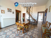 Large historic building with two terraces for sale in Molise 11
