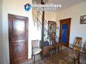 Large historic building with two terraces for sale in Molise 12