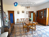 Large historic building with two terraces for sale in Molise 13